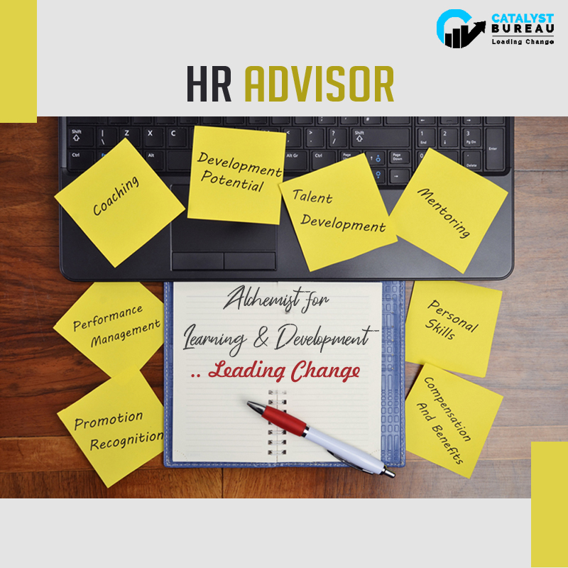 """What are the """"5"""" reasons for choosing HR Advisory"""